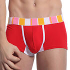 Sexy Mens Cotton Comfort Underwear Boxers Shorts Trunks Home Pants Sportswear