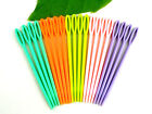 PLASTIC CHILDREN'S DARNING NEEDLES SEWING WOOL DARNING - PACK OF 10/20/50/100