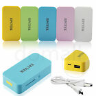 5200mAh Portable Battery Charger Power Bank For LG HTC iphone 6 5s Samsung S5/S4