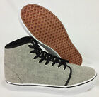 VANS. Genuine Men's 106 HI GRAY Wool Shoes. Men US 8 8.5 9 9.5 10 11.5 11 12 13.