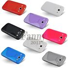 Gel TPU Skin Case Cover for Samsung Galaxy Core Duos, i8260 / i8262