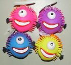 Stretchy Cyclops Ball Stressball Kids Toy Gift Scary Monster Party Bag Gift bn