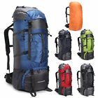 Outdoor Sport 80L Waterproof Travel Hiking Camping Luggage Backpack Rucksack Bag