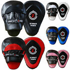 Focus Pads Mitts Kick Boxing Hook and Jab Grappling Thai Sparring Gloves Pads