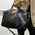 NEW BLACK Fashion Women's Handbag Tote Shoulder Bag Satchel PURSE PU leather Bag