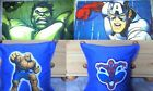 Marvel Avengers and DC Comics Characters and Superheroes - Cushions & Covers