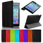 Ultra Slim Smart Leather Case Cover for Apple iPad Mini 2 3 with Retina Display