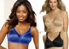 2 pack BALI Double Support Non Wired bras, Style 3820 ( 34 - 44)
