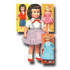 Vtg Pattern for Chatty Cathy Doll Clothes 19