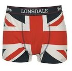 Lonsdale Mens Underwear Limited Edition Union Jack Trunk  Boxer Shorts 1 Pair