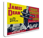 James Dean Rebel Without a Cause  Movie Film Poster Print A2 A1