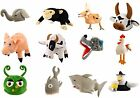 FANCY DRESS ANIMAL HATS COW PIG BULL, ELEPHANT, ANT, SHARK, KANGAROO ADULT SIZE