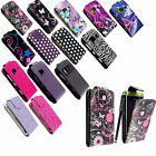FOR NOKIA N8 N8-00 NEW STYLISH PRINTED LEATHER MAGNETIC FLIP CASE COVER + STYLUS