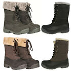 WOMENS SKI SNOW WATERPROOF GARDEN WELLINGTON MUCKER BOOTS SIZE UK 3 4 5 6 7 8