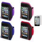 For iPod Touch 4th 3rd Gen 4G 3G Gym Sports Armband Case Cover+Screen Protector