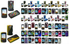 Any 1 Design Rubber Feel/Glossy Hard Case For Verizon LG Enlighten Slider  Phone