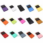 New PU Leather Flip Smart View Case Cover Wallet Pouch For Samsung Galaxy Note 3