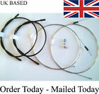 Full Bicycle Gear Cable Set 2X Shimano Cmptble Lined Outers + Teflon Inners Bike