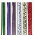 "1-Foil~Gift Wrap Roll~10-sq.ft. (30""x48"") Roll~Buy-2-Rolls-3rd-1-FREE~COOL PAPER"