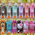 NEW 3D Rabbit Bunny/Hello Kitty Silicone Case Skin for I PHONE 4/4S 5/5S
