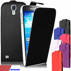 NEW LUXURY PU LEATHER FLIP CASE COVER FOR SAMSUNG GALAXY S4 i9500