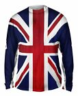 Yizzam- Union Jack - New Mens Long Sleeve Tee Shirt XS S M L XL 2XL 3XL 4XL