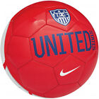 Nike United States USA  WC World Cup 2014 SPP Soccer Ball Red / Navy