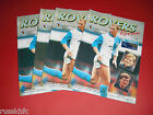 1991/92 BLACKBURN HOME PROGRAMMES - CHOOSE FROM LIST