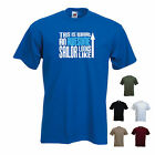 'This is what an Awesome Sailor Looks Like' Sailing Yacht Navy Funny T-shirt