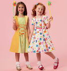 SEWING PATTERN! MAKE DRESS~PETTICOAT FOR CHILD SIZE 3~5 OR GIRL SIZE 6~8! SUMMER