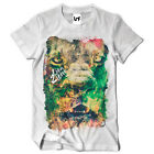 Exclusive Men's T-Shirt - Lion Zion Design
