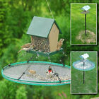 Внешний вид - Bird Feeder Seed Catcher Save Bird Seed for Hanging or Pole Mount Feeders