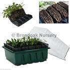 COMPACT RAPID ROOTRAINERS PROPAGATOR SYSTEM, Root Trainers, Lid, Seed Tray, Kit