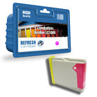 1 COMPATIBLE BROTHER LC1000M MAGENTA INK CARTRIDGE FOR DCP MFC SERIES PRINTERS