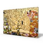 XL 40x28 Inch -MOUNTED FRAMED PICTURE PRINT- Gustav Klimt Tree of Life