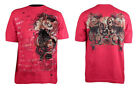 NWT Men's Ecko MMA UFC Myth Mash Honor Fighters Rhino T-shirt Tee S Red