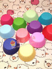 25Pcs Lovely Candy Color Cupcake Cases Muffin Baking Cup Cake U Pick Color