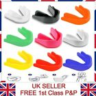 Adults & Junior Flavoured Gum Shield Mouth Guard Protect for Martial Arts,Boxing
