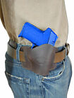 New Barsony Brown Leather Quick Slide Holster Paraordnance 380 Ultra Comp 9mm 40