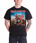 Iron Maiden The Trooper Official Mens New Black T Shirt