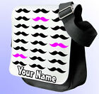 MOUSTACHE'S PERSONALISED SHOULDER / HAND BAG *Choice of Coloured moustaches*