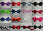 Fashion Novelty Men Adjustable Tuxedo Bowtie Wedding Bow Tie multicolor choice