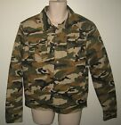 NWT ECKO UNLTD CAMO ISSUE MEN PADDED JACKET CHOOSE SIZE CAMO GREEN