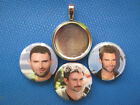 Adam Levine Voice Handmade Tray  with 3 changeable Inserts, Tray  and Necklace