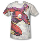 The Flash Taking Lead Lightning Speed Picture Sublimation Front Only T-shirt Top