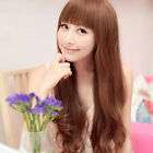 New Sexy Girl Women's Cosplay Sexy Long Hair Wig Full Wavy Curly Fashion Wigs