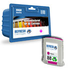 REMANUFACTURED HP HEWLETT PACKARD MAGENTA INK CARTRIDGE HP 88 (C9392A)