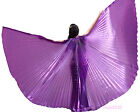 NEW Professional Belly Dance Costume Isis Wings (No stick) 11 colours