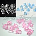 100 Mini Pacifiers Baby Shower Favors Pink Clear Party Decorations Girl Boy