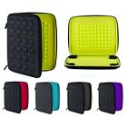 "Apple 9.7"" Device iPad Air Hard Protective Carry Case With 4 Secure Grippers"